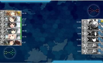 E-3海域 ゲージ破壊木曾さん
