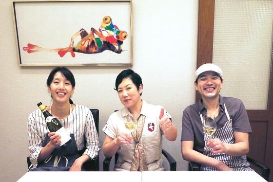 2017年5月大人ワイン_反省会