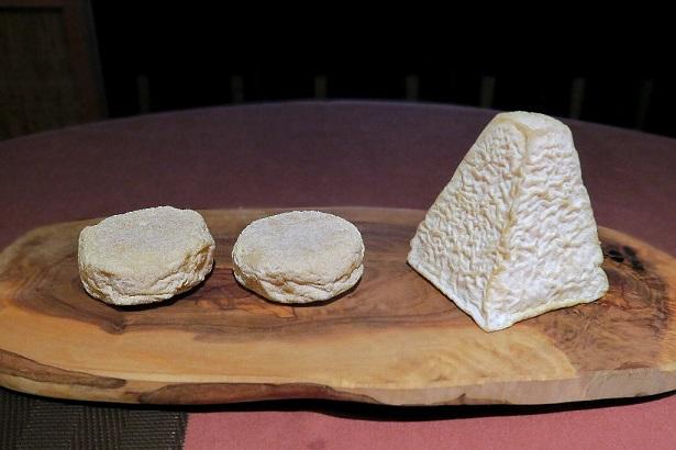 2017年6月チーズ会_本日のチーズ