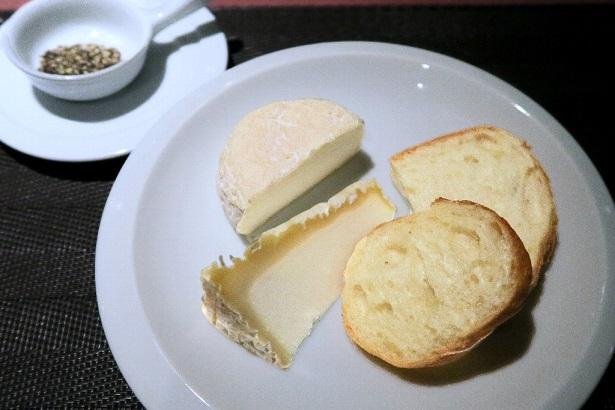 2017年6月チーズ会_チーズ銘々