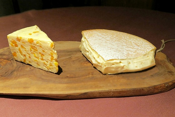 2017年7月チーズ会_本日のチーズ