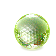 草色の宝石アイコン