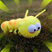 毛虫のおもちゃpixabay