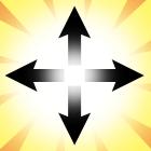 方向矢印4