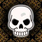 頭蓋骨emojidex壁紙つき