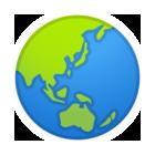 アジア地球Google