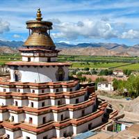 チベット僧院ギャンツェPixabay