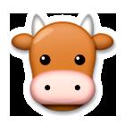 牛の顔LG