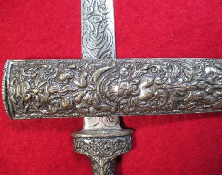 8ローマの護身用短剣