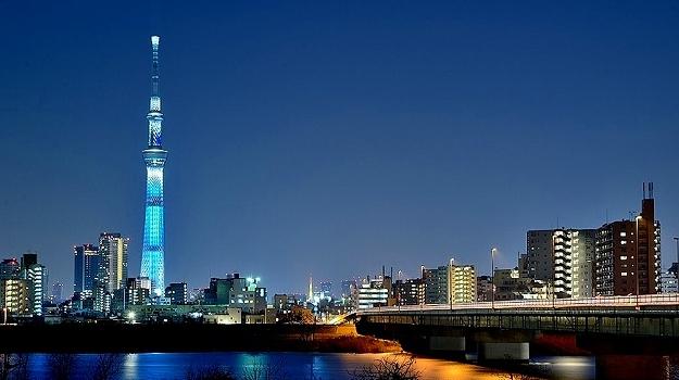 東京夜景 1