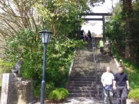 涌谷城址城山公園8涌谷神社