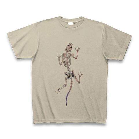 骨の悪魔 Tシャツ