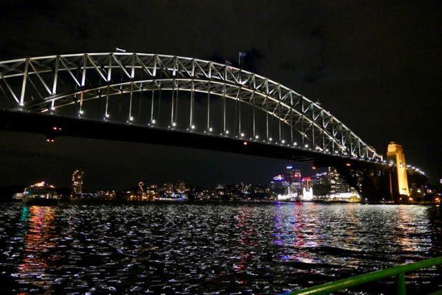 シドニー夜景 - 1