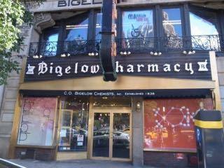 Bigelow薬局 - 1 (1)