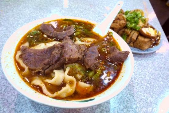 北方牛肉麺13