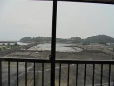 ブログ8干潟の眺め