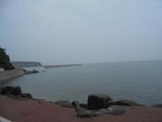 ブログ8海岸べり