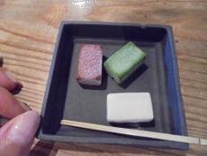 ブログ14豆腐チョコ