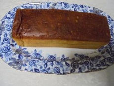 ブログ3芋焼酎ケーキ