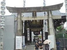 ブログ28櫛田神社