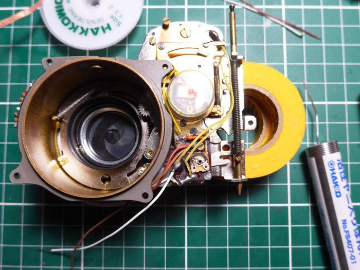 フジカV2 レストア/修理