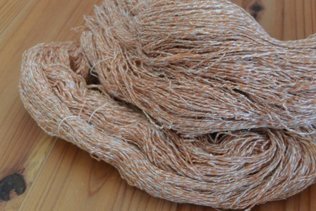 くずまゆの糸