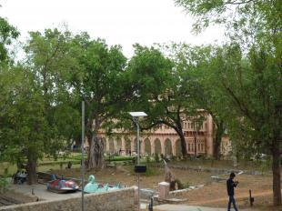 公園と屋敷bbb