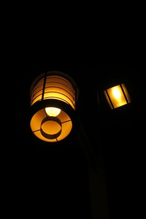 街灯写真3