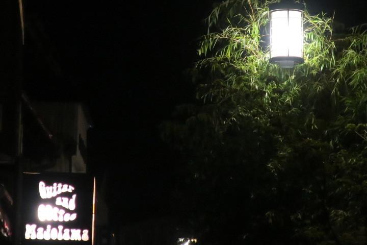 街灯写真1
