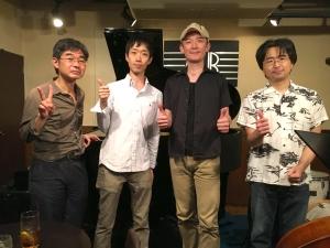 Ts川村信一Quartetメンバー0628