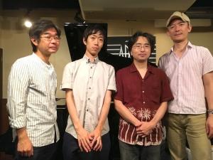 Ts川村信一Quartetメンバー0812