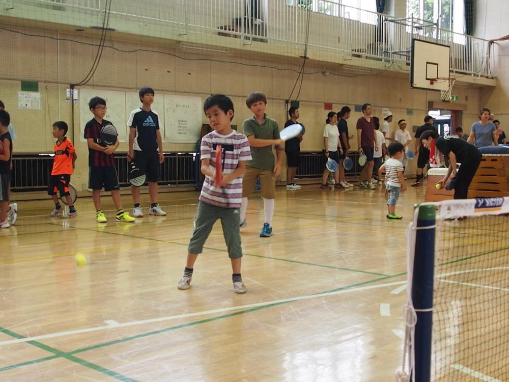ファミリースポーツin新宿(大久保スポーツ広場)
