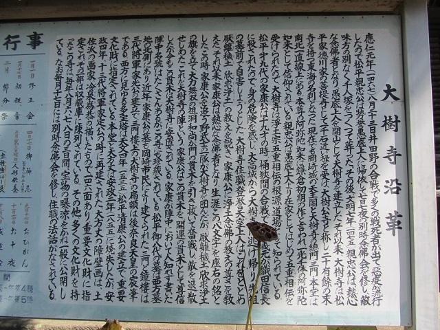 IMG_7946 大樹寺沿革