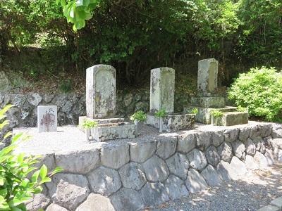 IMG_9365 気賀近藤家墓所 左側