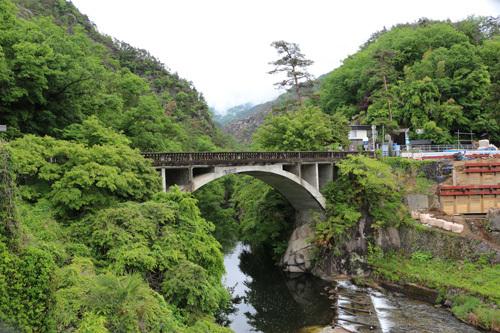 20170514昇仙峡長潭橋 (2)