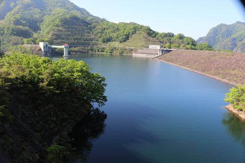 20170520荒川ダム (1)