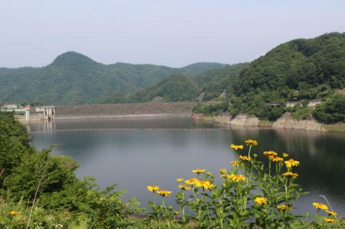 20170709荒川ダム (8)
