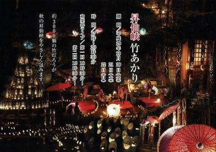 竹灯かり2017 (2)