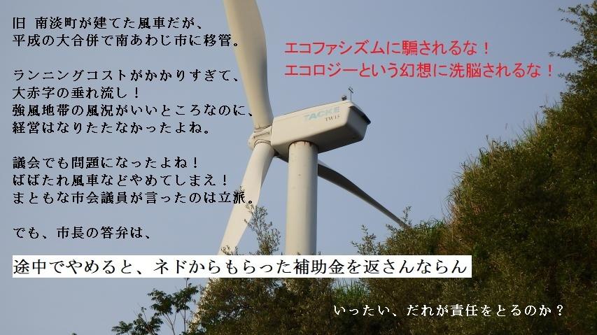 ばばたれ風車