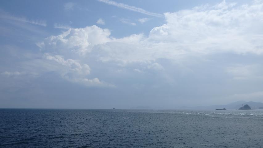 徳島市方向