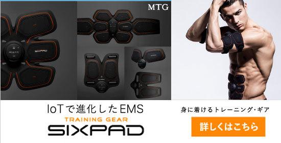シックスパッド2全シリーズの公式サイトMTGはこちらですよ。