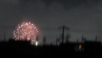 祇園の花火 (1)