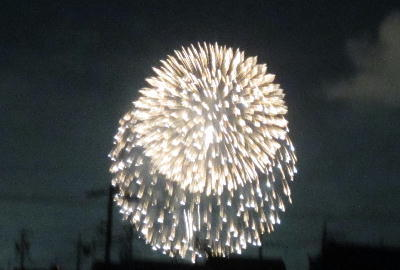 祇園の花火 (3)