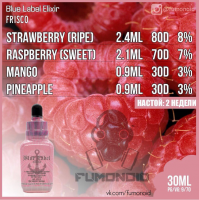 Blue Label Elixir FRISCO