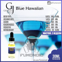 GJ Blue Hawaiian