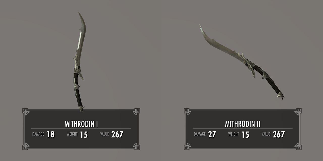 Mithrodin 011-1 Info 2HS 2