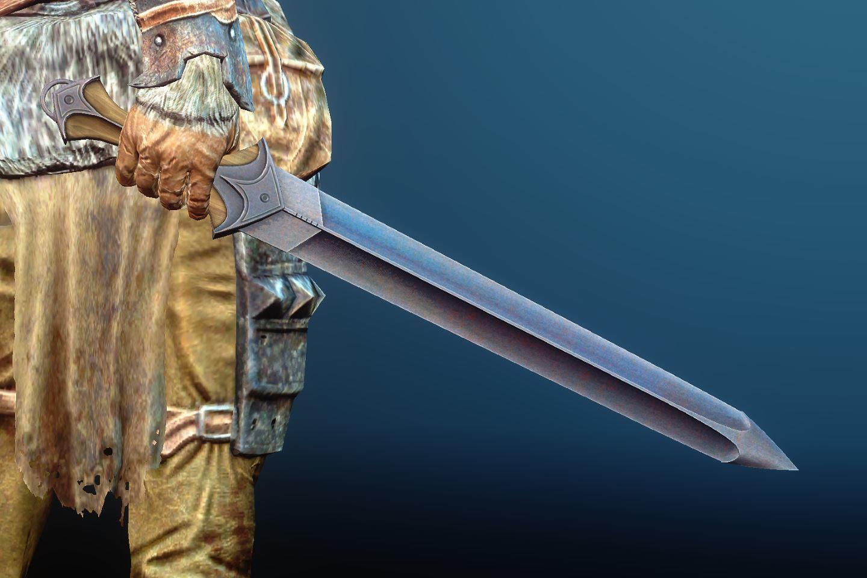 Warblade 040-1 Pose 1HS 1