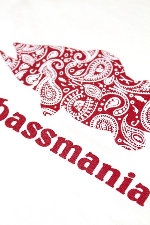 bassmania 別注ペイズリーTee4