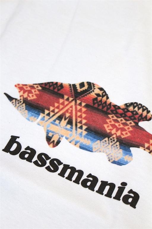 bassmania ネイティブバスTee4
