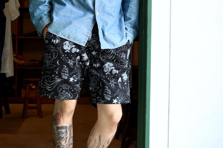 SNOID sidewolk Beyond Shorts2